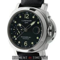 Panerai Luminor Collection Luminor GMT 40mm Stainless Steel...