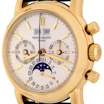 Patek Philippe Perpetual Calendar Chronograph 3970 J