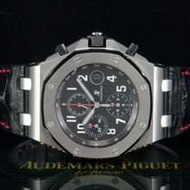 Audemars Piguet Royal Oak Offshore Stahl Chronograph