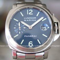 Panerai PAM 69 Blue Dial 40 MM