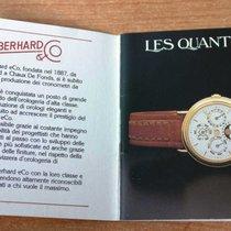 Eberhard & Co. vintage booklet for les quantiemes complica...