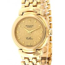 Rolex Cellini Lady 6621 Yellow Gold, 26mm