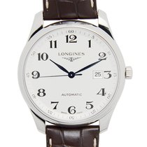 Longines Master Stainless Steel Silver Automatic L2.893.4.78.3