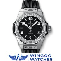- BIG BANG - ONE CLICK STEEL DIAMONDS Ref. 465.SX.1170.RX.1204