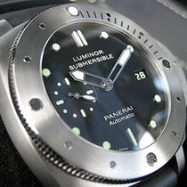 Panerai new  Luminor Submersible 1950 3 Days 47mm Titanium...