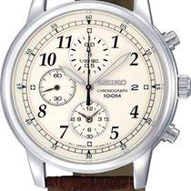 Seiko Chrono SNDC31P1 Herrenchronograph Design Highlight