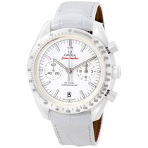 Omega Speedmaster Moonwatch White Side of the Moon Mens Watch...