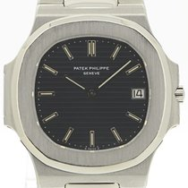 Patek Philippe Nautilus Jumbo 3700/1 - Full Set