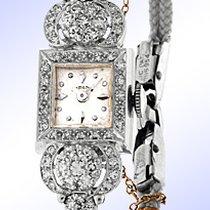 Hamilton Pave Diamond Dresswatch.