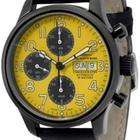 Zeno-Watch Basel NC Pilot Chrono Day-Date Blacky