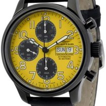 Zeno-Watch Basel NC Pilot Chrono Day-Date Blacky