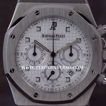 Audemars Piguet Royal Oak Kasparov full white gold Box &...