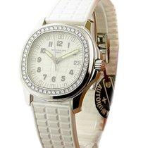 Patek Philippe 5067A wht Ladys Aquanaut Luce - Diamond Bezel -...