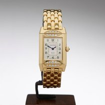 Jaeger-LeCoultre Reverso Duetto Special Edition 18k Yellow...