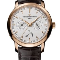 Vacheron Constantin [NEW] Patrimony Day-Date and Power Reserve...