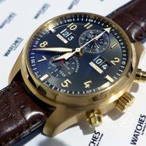 IWC Pilot's Watch Spitfire Perpetual Calendar Digital...