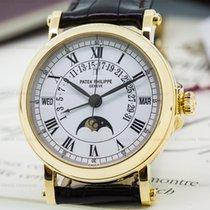 Patek Philippe Retrograde Perpetual Calendar 18K Yellow Gold