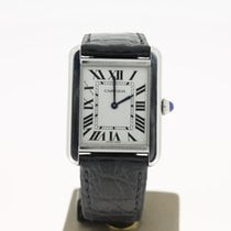 Cartier Tank Solo Steel With Buckle (BOX) 24mm