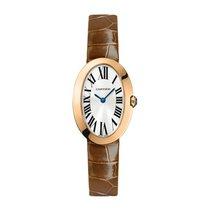 Cartier Baignoire Quartz Mens Watch Ref W8000007