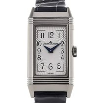 Jaeger-LeCoultre Reverso One Duetto 40 Blue Leather