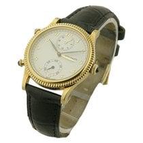 Patek Philippe 4864J 4864 - Ladys Travel Time - Yellow Gold -...