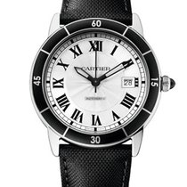 Cartier WSRN0002 Ronde Croisiere De Cartier Automatic in Steel...