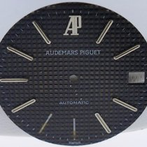 Audemars Piguet Mens  Royal Oak Blue Dial Measures 28mm Diameter
