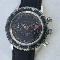 Nivada Grenchen Aviator Sea Diver Vintage Chronograph Manual...