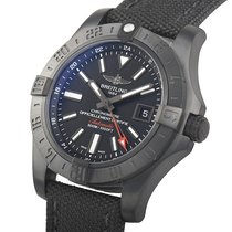Breitling Avenger II GMT Blacksteel  M3239010.BF04.253S.M20DSA.2