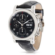 Montblanc Star Chronograph BKA Automatic 106467 Men's...