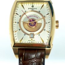 Perrelet Double Rotor 18K Red Gold Automatic Date