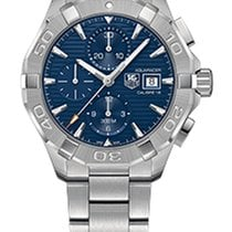 TAG Heuer AQUARACER 300M CALIBRE 16 43mm AUTOMATIC CHRONO