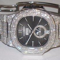Patek Philippe Nautilus Stainless Steel 5726/1A-001 Diamonds