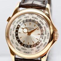 Patek Philippe World Time Ref.5130R Rosegold mit 19%Mwst