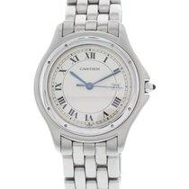 Cartier Men's Cartier Cougar Stainless Steel Watch 120 000 R
