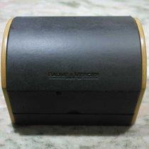 Baume & Mercier vintage big watch box  five places rare