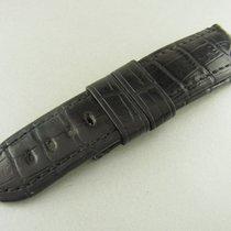 Πανερέ (Panerai) Armband Krokoleder Schwarz Black Leather...