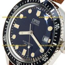 Oris Divers Sixty-Five Vintage Dial Blue 42 mm 733 7720 4055