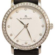 Blancpain Villeret Ultra-Slim, diamonds
