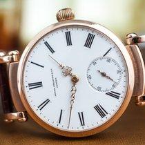 Patek Philippe 14 k Rose Gold Marriage Watch c.1895