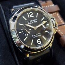 Panerai Luminor Marina 44mm PAM 104 Full Set