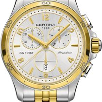 Certina DS First C030.217.22.037.00 Damenchronograph Sehr...