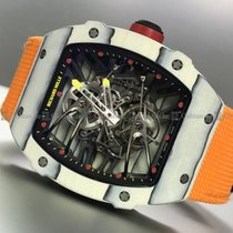 Richard Mille - Rafael Nadal Tourbillon RM027-02 White Quartz