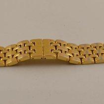 Raymond Weil Herren Tango Stahl Armband 18mm Vergoldet