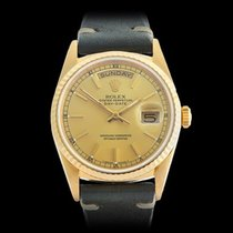 Rolex Day-Date 18k Yellow Gold Gents 18238