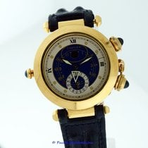 Cartier Pasha MoonPhase Alarm 18k Pre-owned