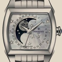 Perrelet Moonphase  Womens Collection Big Size Central Lunar...