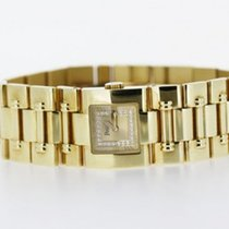 Piaget Pre-owned 18K Yellow Gold Diamond Ladies' Watch