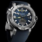 Clerc Hydroscaph GMT Power Reserve Chronometer GMT-1.4.4