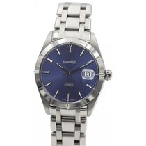 Eberhard & Co. Men's Stainless Steel Eberhard Aquadate...